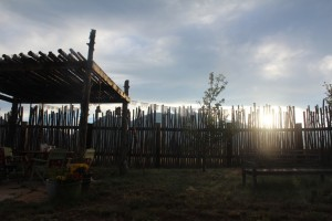 Taos at dawn