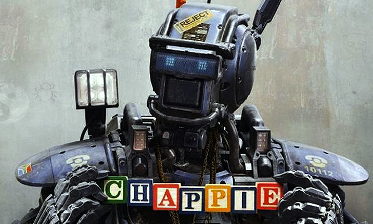 Cinema Psych: CHAPPiE Speaks to Parenting