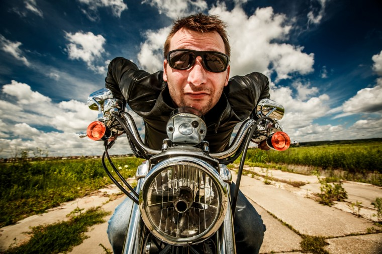 Love and The Art of Motorcycle Maintenance